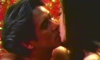 キスされるアザミ