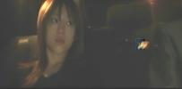 車の中、秘書の仲代といる絵里