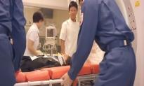 病院に搬送された加奈