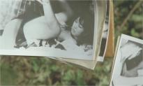 先輩からもらったエロ写真