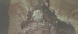 鍾乳洞でみつけた父・多治見要蔵のミイラ化した遺体