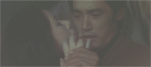 美也子が怪我した薬指を見て愕然とする辰也