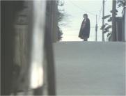 坂の上で見ていた金田一