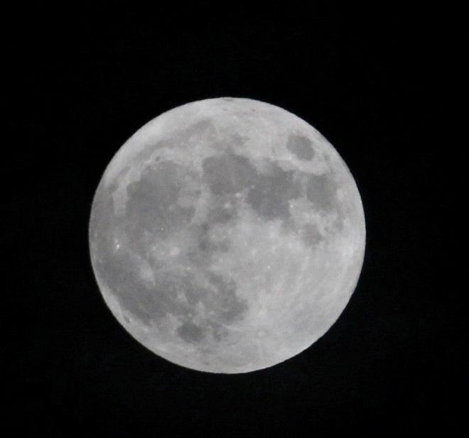 10月27日満月