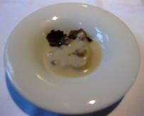 里芋・牛肉スープ