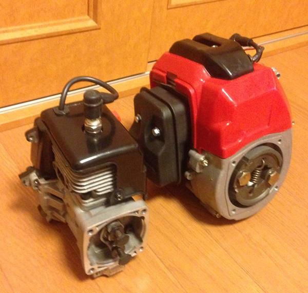04450ccエンジン