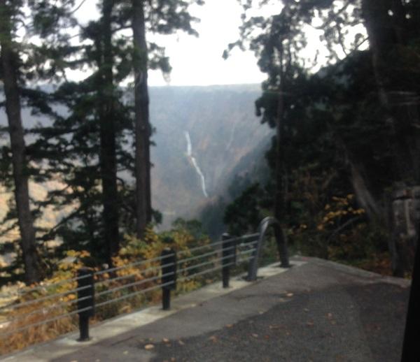 A-003落差日本一の滝