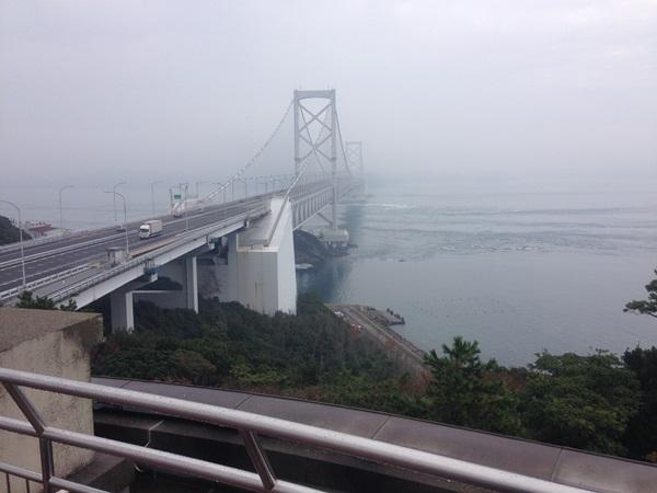 K17大鳴門橋を望む