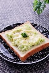 昆布茶とキャベツの簡単トースト♡朝食に♡by マイコ☆彡
