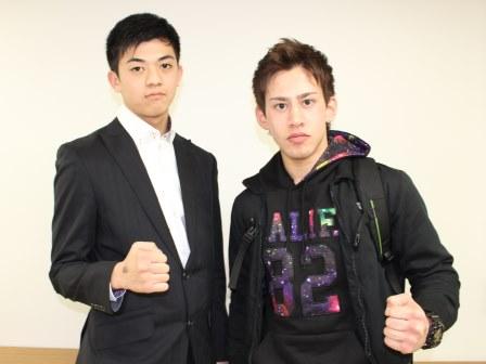 ②ア2 空手の若大将と上田誠也