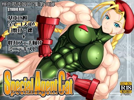 【3Dアニメ】キャミィのバランスボールエクササイズ!!食い込んだ下着でイキまくり!!