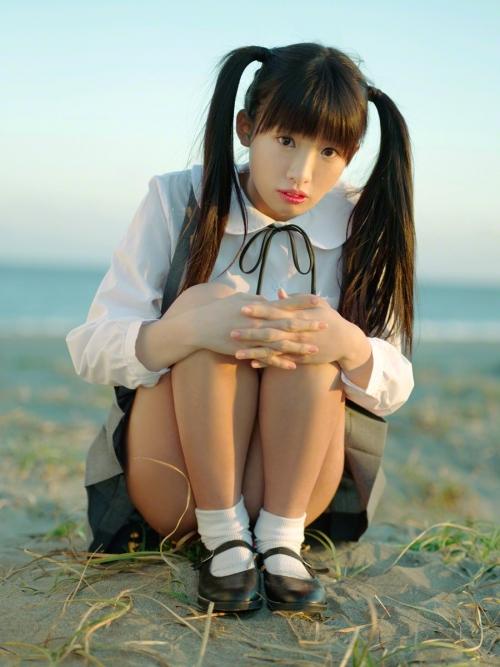 椎名ひかり Cカップ グラビア モデル 12