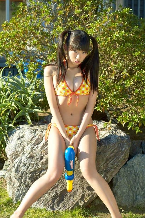 椎名ひかり Cカップ グラビア モデル 46