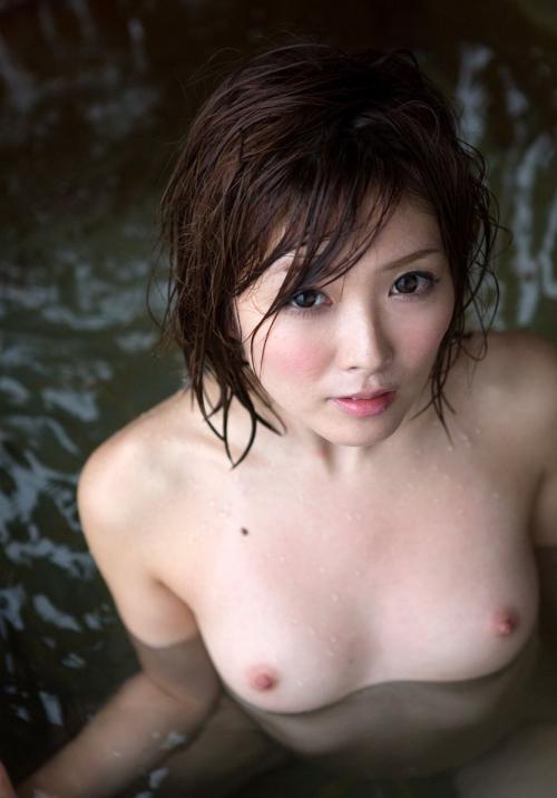 お風呂 おっぱい 11