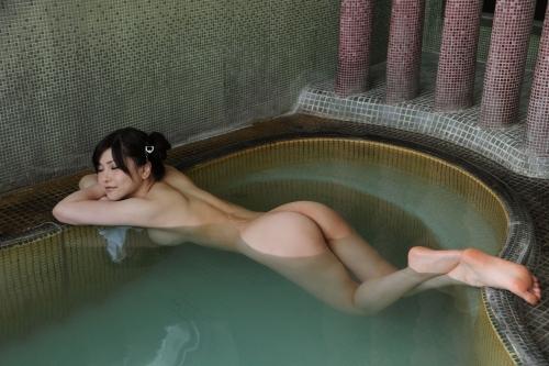 お風呂 おっぱい 35