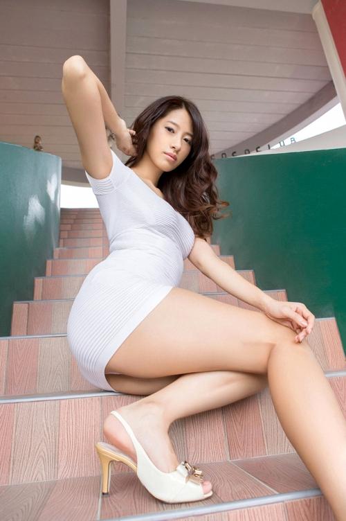 染谷有香 Gカップ グラビア 02