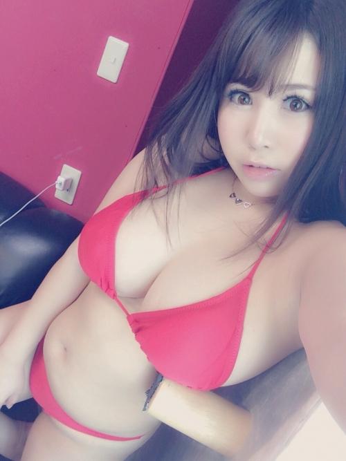 葉月美音 Iカップ AV女優 34