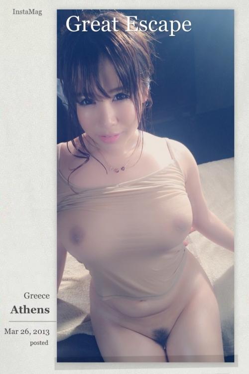 葉月美音 Iカップ AV女優 42