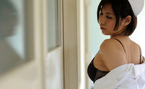 南せりな Fカップ AV女優 ナース 11