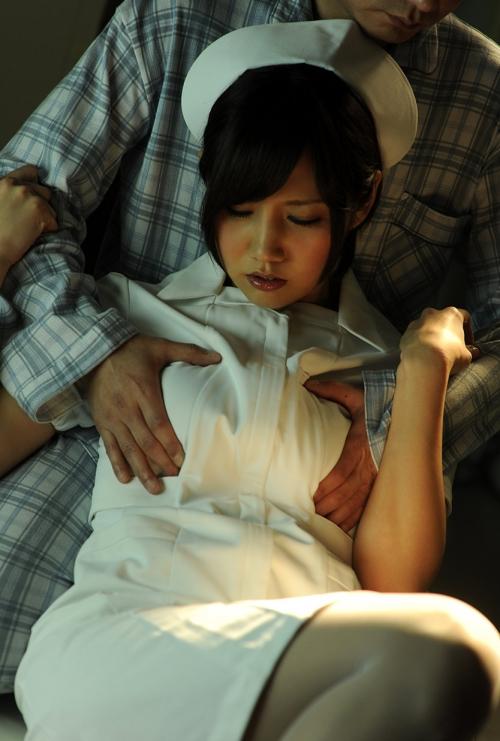 南せりな Fカップ AV女優 ナース 42
