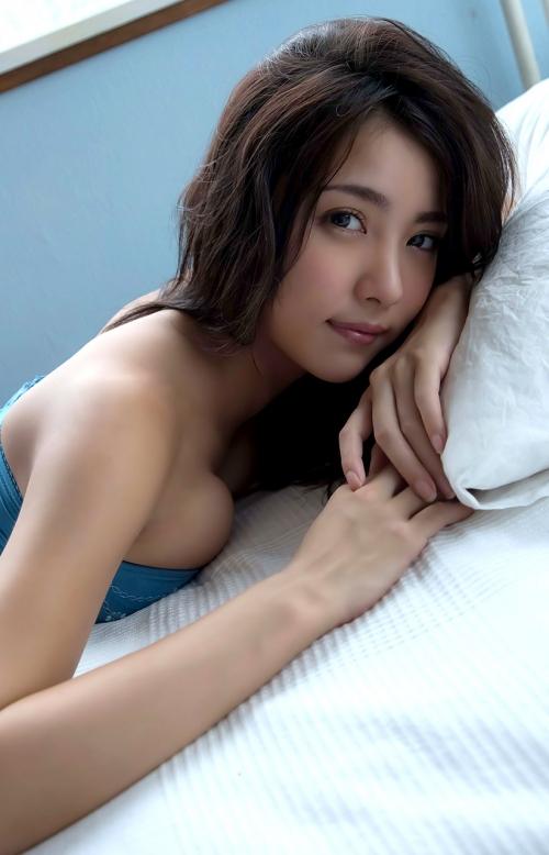 石川恋 Dカップ グラビア モデル 09