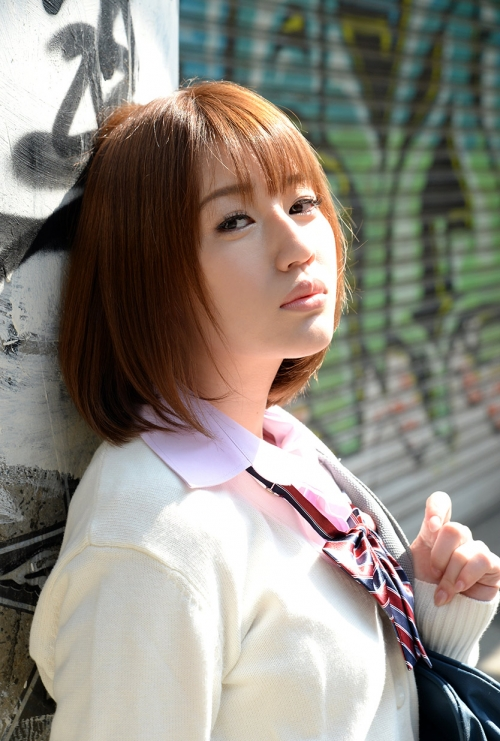 本田莉子 Fカップ AV女優 03