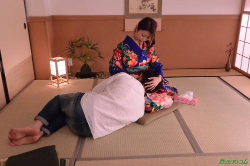 篠田あゆみ Iカップ AV女優 07