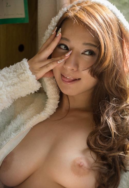 園田みおん Gカップ AV女優 48