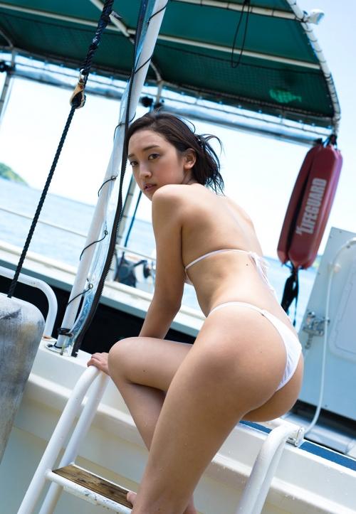 辻本杏 Cカップ AV女優 33