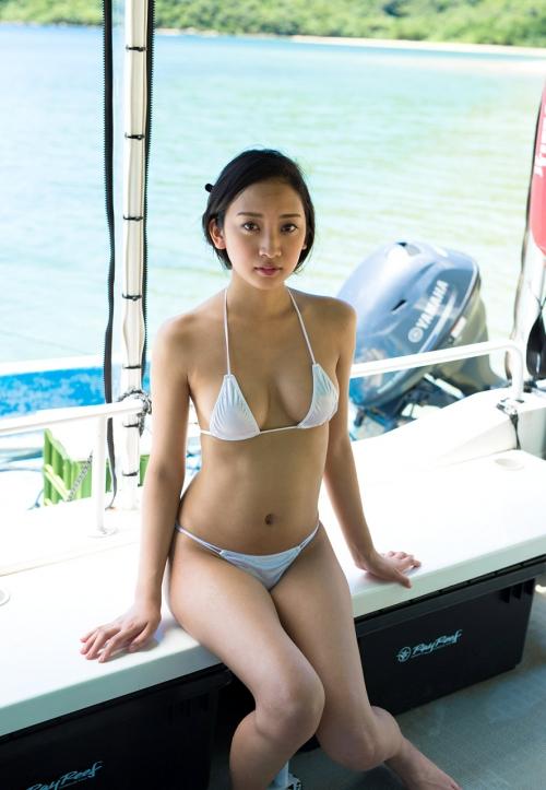 辻本杏 Cカップ AV女優 35