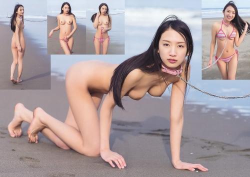 辻本杏 Cカップ AV女優 87