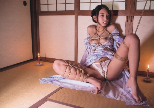 辻本杏 Cカップ AV女優 91