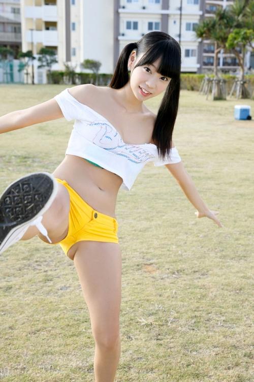 青山ひかる Iカップ グラビア 04