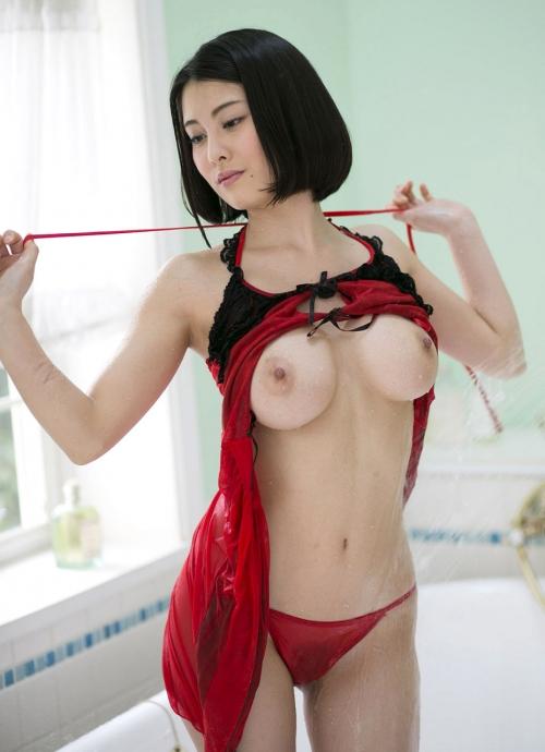 松岡ちな Hカップ AV女優 91