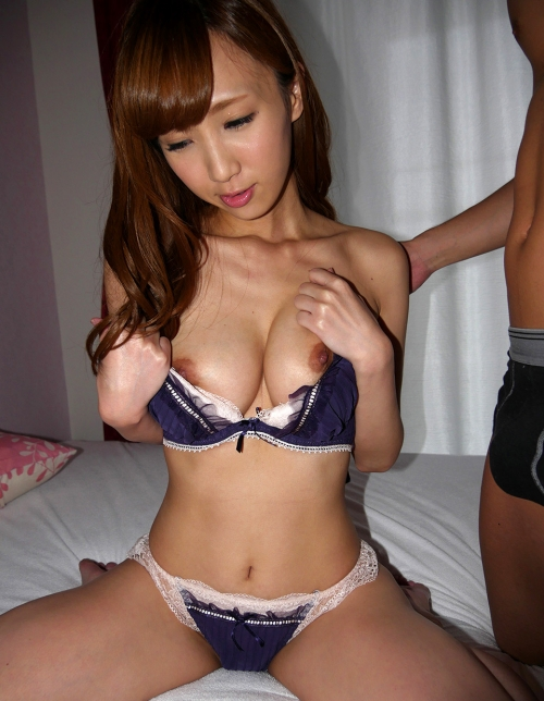 菜々葉 Eカップ AV女優 43