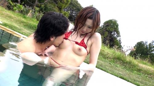水着 巨乳 マイクロビキニ さんかくビキニ 31