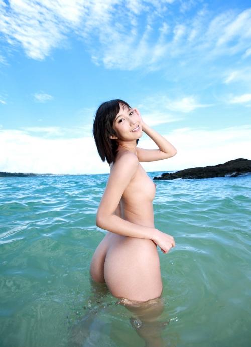 湊莉久 Dカップ AV女優 03