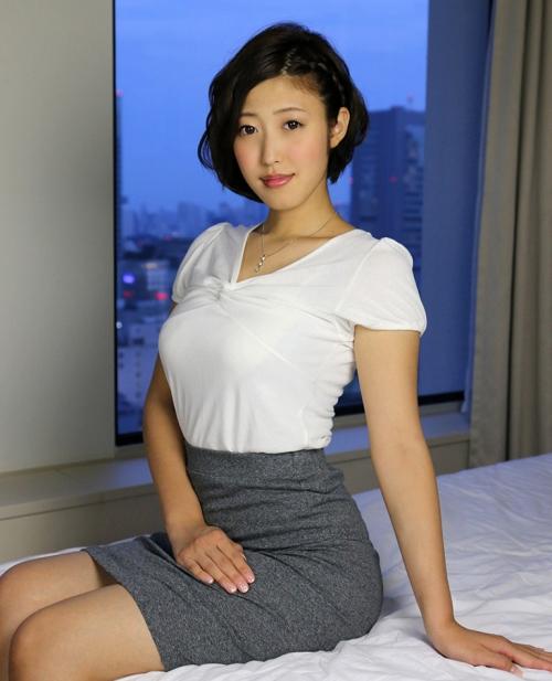 水野朝陽 Gカップ AV女優 27