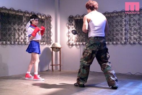 吉川あいみ Hカップ AV女優 コスプレ 08