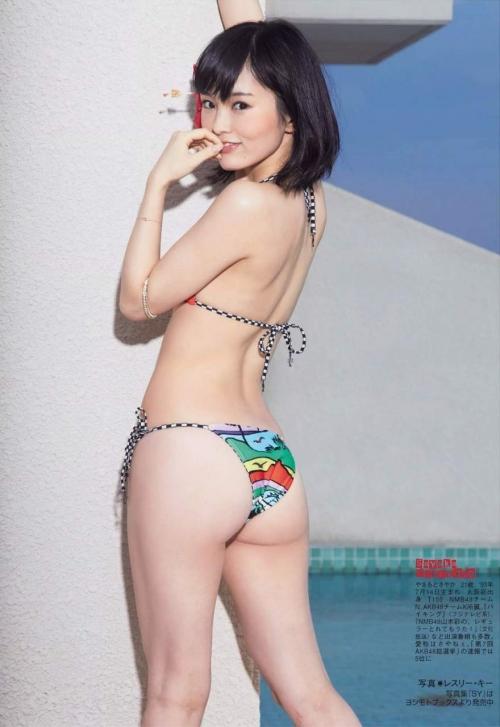 グラビアアイドル 美尻 37