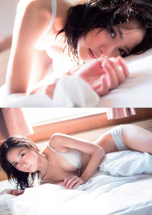 石川恋 Dカップ グラビア モデル 36
