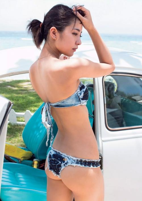 石川恋 Dカップ グラビア モデル 40