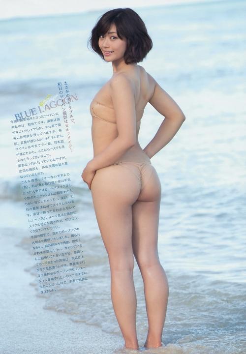 グラビアアイドル 美尻 71