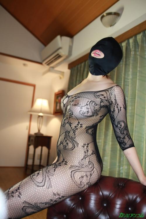 性欲処理マゾマスク 04号 霧島さくら 03