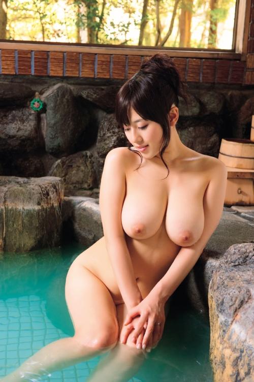 お風呂 おっぱい 42