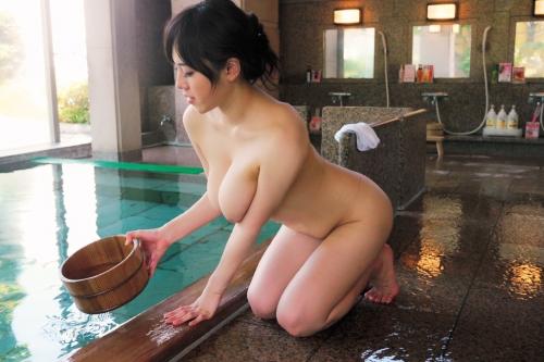 お風呂 おっぱい 43