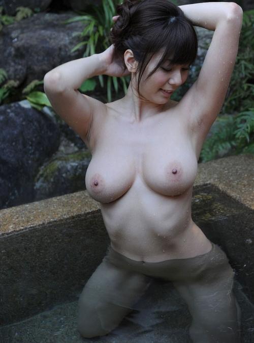 お風呂 おっぱい 33