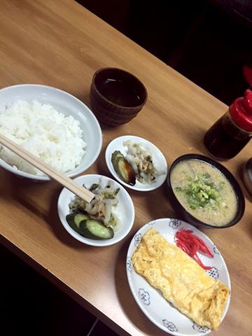 1025定食