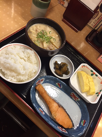 1027定食