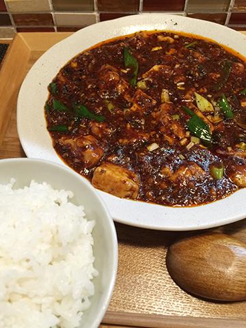 1107麻婆豆腐
